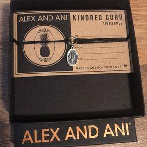 Alex and Ani cord bracelet